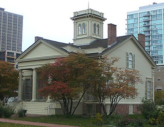 Henry B. Clarke House - The Clarke House as it appears today.