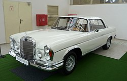 Mercedes-Benz 220 SE Coupé (1963)