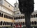 Claustro, SantoDomingo de Silos(Burgos) 01.JPG