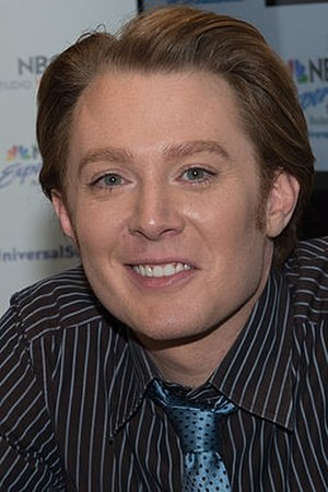 Clay Aiken - Aiken in 2012