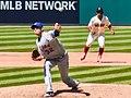 Cleveland Indians vs. New York Mets (26467014896).jpg
