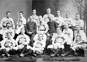 Jimmy McAleer - Cleveland Spiders (1895)