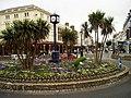 Clock on Mostyn Street Llandudno - geograph.org.uk - 468743.jpg