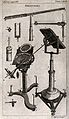 Clocks; sundials and other helio-observational equipment. En Wellcome V0024400.jpg