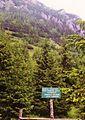 Closed trail to Kominiarski Wierch, Przel. Iwaniacka, 07.1995.jpg