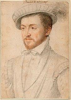 François de Montmorency Marshal of France