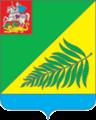 Coat of Arms of Radovitskoe Rural Settlement (Shatura Region).png
