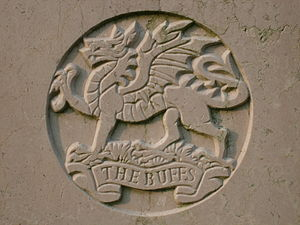 Coat of Arms of The Buffs.JPG
