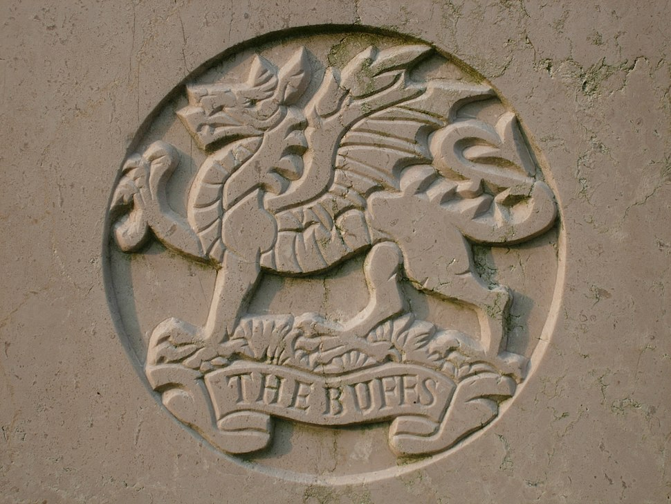 Coat of Arms of The Buffs