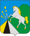 Coat of Arms of Toguchin rayon (Novosibirsk oblast).png