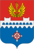 Coat of airms o Volkhov