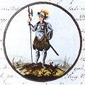 Coat of arms of Daugai (1792).jpg