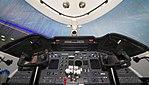 Cockpit of DART Learjet 60 (UR-NAC).jpg