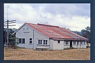 Coen Carrier Station - Coen Carrier Station, 1995