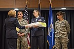 Col. Patty Wilbanks retires after 27 years of service (29881175682).jpg