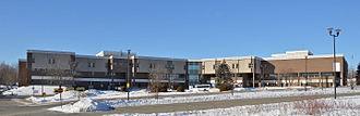Collège Shawinigan - Image: Collège Shawinigan