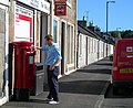 Collecting the Mail - geograph.org.uk - 250305.jpg