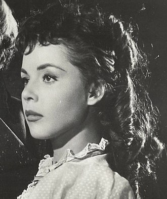 Colleen Miller - Miller in The Purple Mask (1955)