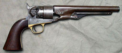 Colt Army Mod 1860 US