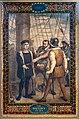 "Columbus murals, Luigi Gregori, ""The Mutiny at Sea"".jpg"