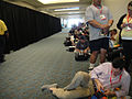 Comic-Con 2010 - the line to the exhibition hall for preview night (4858991943).jpg