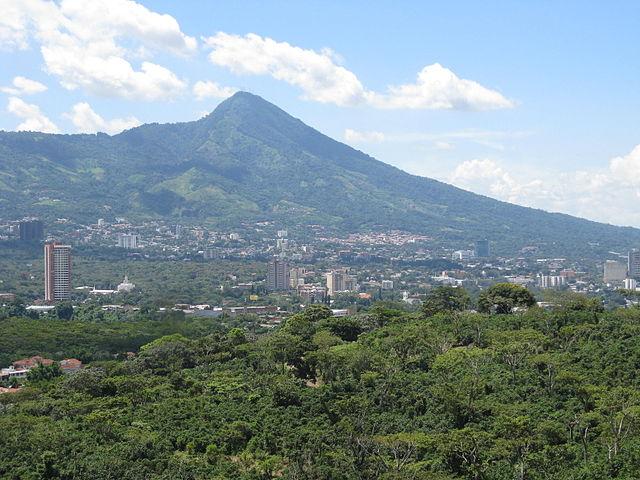 Volcán San Salvador