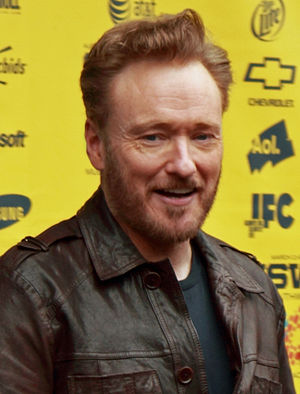 Conan O'Brien Can't Stop - O'Brien promoting the film at the 2011 SXSW convention