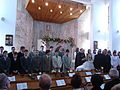 Confirmation in 2007 in the Alsóvárós Reformed church in Marosvásárhely 1.JPG