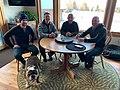 Conner Sullivan, Mick Mulroy, Mark Sullivan and Eric Oehlerich.jpg