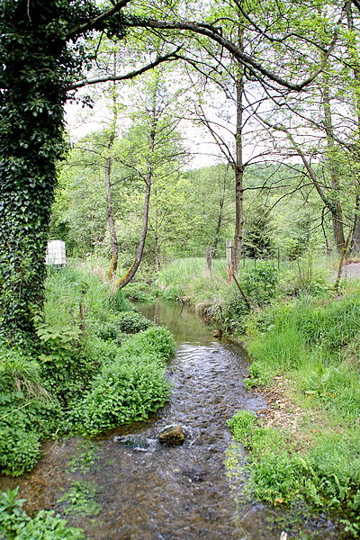 De Conroy flossop vum Moulin de Pérotin