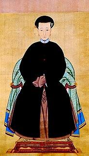 Qing Dynasty empress