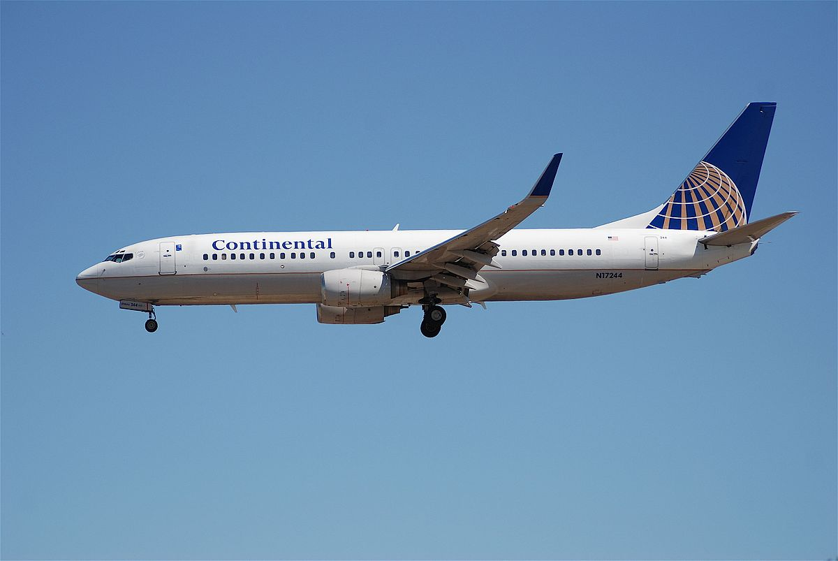 Continental Airlines Wikip 233 Dia