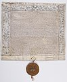 Contrat de mariage de Charles Ier et de Henriette Marie de France 1 - Archives Nationales - AE-III-228.jpg