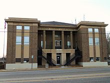 Coosa County Alabama Property Judge