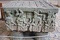 Copan Museum, Altar Q, dynastic rulers (15771343718).jpg