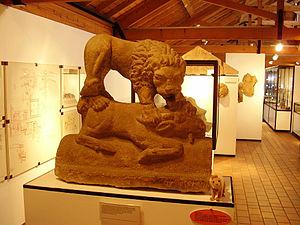 Corbridge Lion - The Corbridge Lion