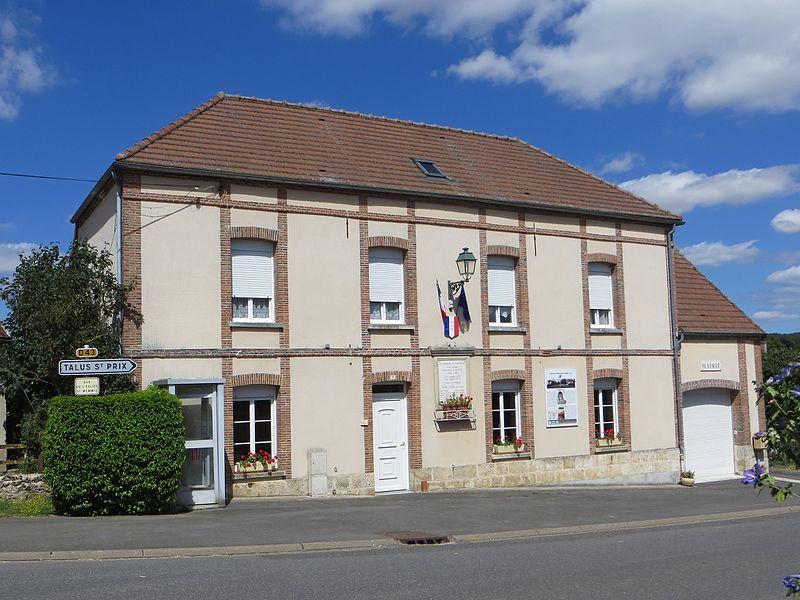 Mairie du village
