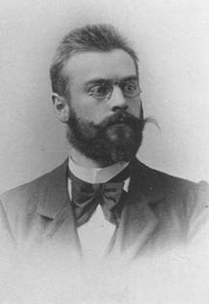 Cornelis Dopper - Cornelis Dopper c.1900