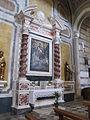 Corniglia, chiesa di San Pietro 08 interno, altare.JPG