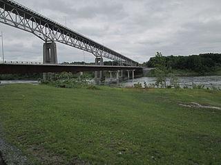 Seaway International Bridge Bridge in Canada