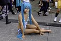 Cosplayer of Hatsune Miku with bikini at CWT39 20150228a.jpg