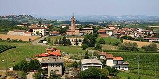 Costa Vescovato Comune in Piedmont, Italy
