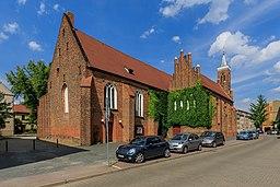 Cottbus 07 2017 img26 Klosterkirche