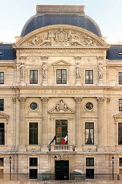 Image illustrative de l'article Cour de cassation (France)
