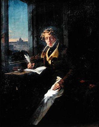 Joseph-Désiré Court - Image: Court Portrait of Victor Rifaut