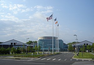The Cradle of Aviation Museum in Garden City, ...
