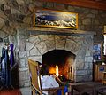 Crater Lake Lodge fireplace 2013 - Oregon.JPG