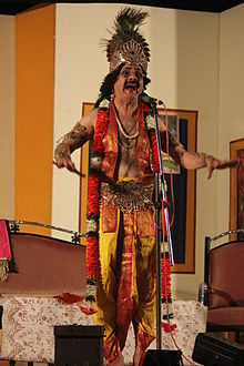 Crazy Mohan Chocolate Krishna.JPG