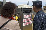 Creating a culture of conservation, MCB Hawaii welcomes state's first E85 fueling station DVIDS345040.jpg