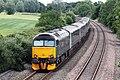 Creech St Michael - GWR 57605 rear of ecs to Reading.JPG